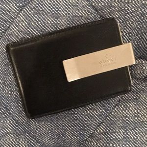 Gucci Money Clip & Card Holder